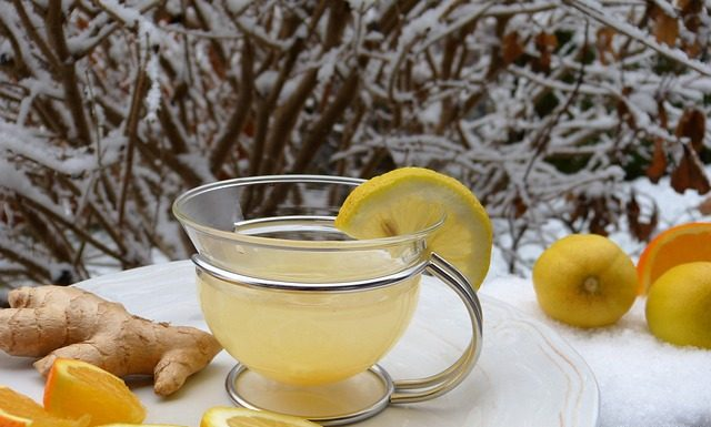 имунитет ѓумбир чај