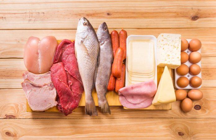 Протеините помагаат при развојот и одржувањето на здрава мускулна маса