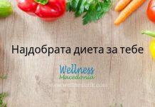 Najdobrata za tebe најдобрата диета за тебе